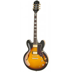 Guitarra eléctrica de semicaja Epiphone Sheraton-II PRO VS