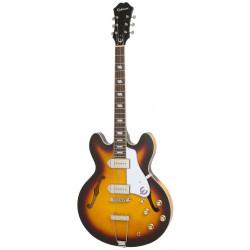 Guitarra eléctrica Epiphone Casino Vintage Sunburst