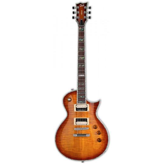 Guitarra electrica Ltd EC-1000FM ASB