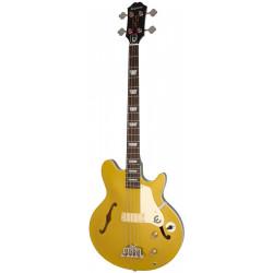 Epiphone Jack Casady Bass Gold