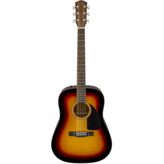 Acústica Fender CD-60 SB