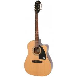 Guitarra electroacústica Epiphone AJ-100 CE