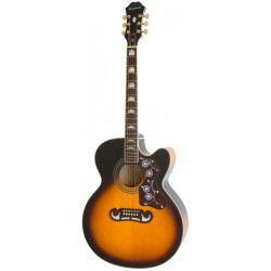 Guitarra electroacústica Gibson EJ-200SCE VS