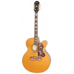 Guitarra electroacústica Gibson EJ-200SCE Vintage Natural