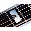 Guitarra electroacústica Guild D-55E Antique Burst
