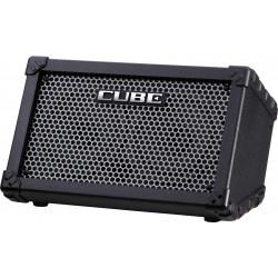 Amplificador a pilas y corriente Roland Cube Street