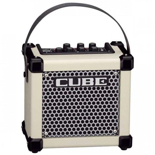 Amplificador de guitarra Roland Micro Cube GX WH