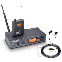 Sistema Monitor inalámbrico LD MEI 1000