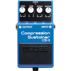 Boss CS-3 Compresor/Sustainer