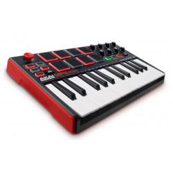 Mini teclado controlador Akay MPK