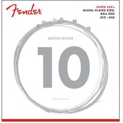 Fender Super 250's Nicekl Plated Steel Regular