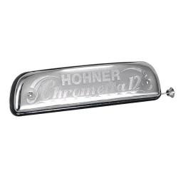 Armónica Hohner Chrometta 12