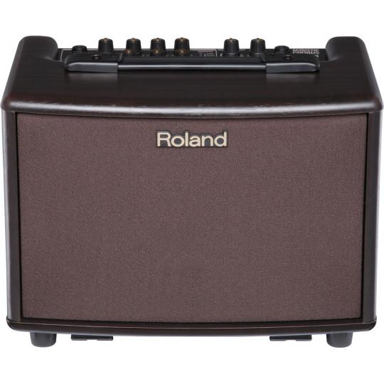 Amplificador de Guitarra Acústica Roland AC-33 RW