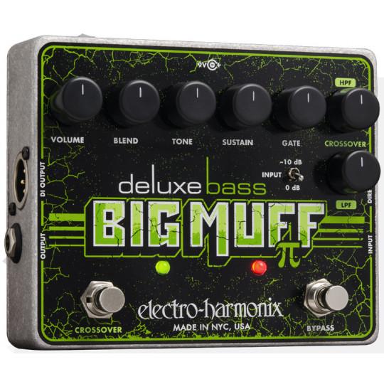 Pedal para bajo Electro Harmonix Deluxe Bass Big Muff