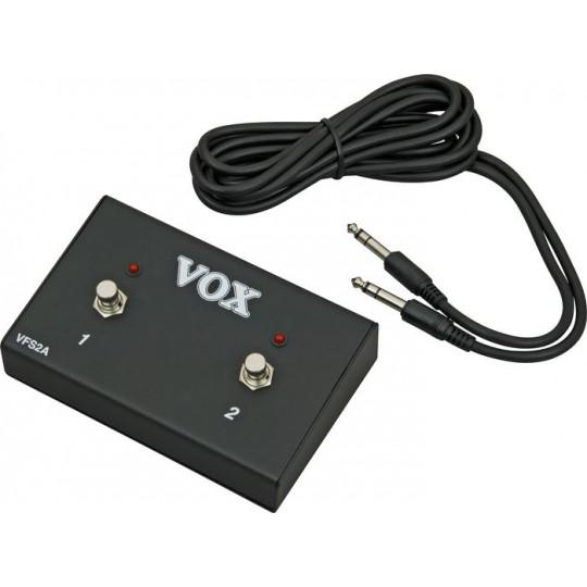 Pedal de control de amplificador Vox VFS2A