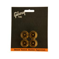 Juego de 4 botones Gibson PRHK-030 en color Vintage Amber