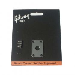 Placa metálica para jack de entrada Gibson PRJP-050