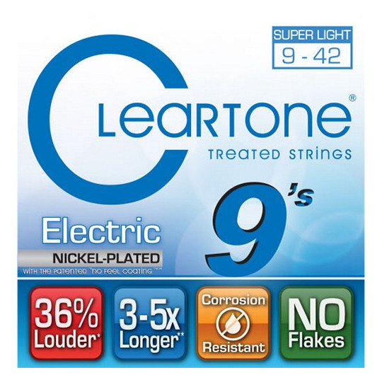 Cleartone 9409 Super Light