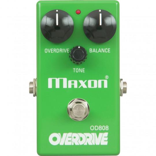 Pedal Overdrive Maxon OD808