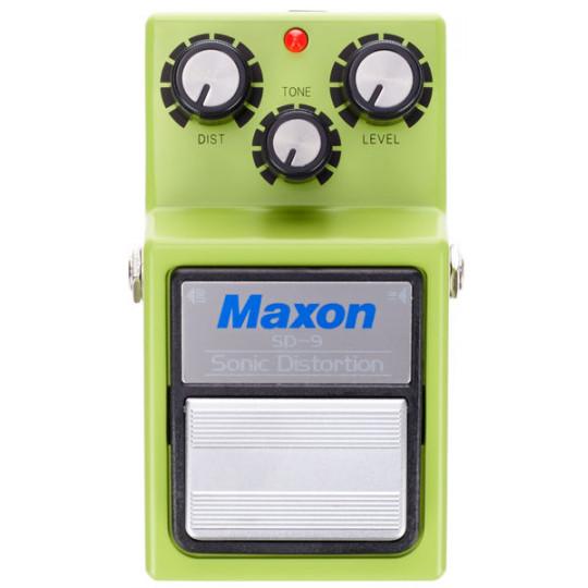 Pedal Maxon SD-9 Sonic Distortion