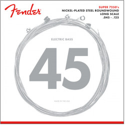 Fender 7250-5M Nickel