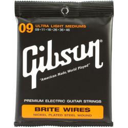 Gibson Brite Wires SEG-700ULMC