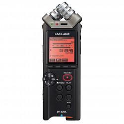 Grabadora digital portátil Tascam DR-22WL