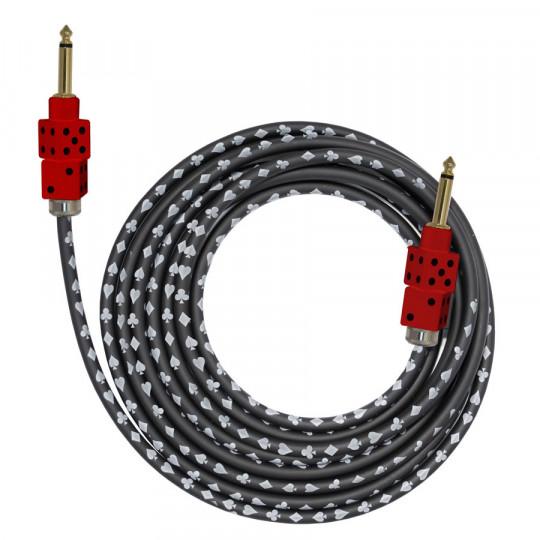 Cable Guitarra y Bajo Bullet Cable BC12 DR