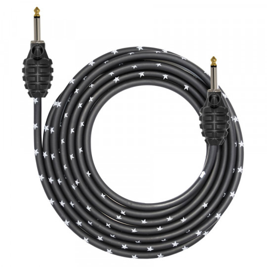Cable Guitarra y Bajo Bullet BC12 GB