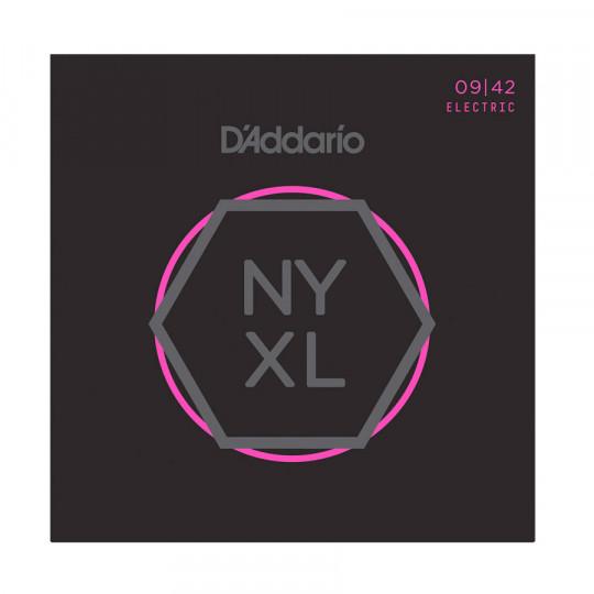 D'Addario NYXL 09-42