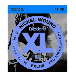 D'Addario EXL116 Guitarra Eléctrica
