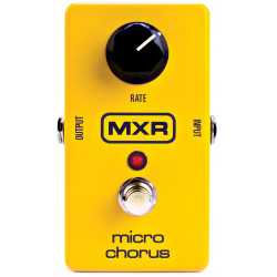Pedal MXR M148 Micro Chorus