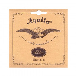 Juego cuerdas ukelele Aquila Strings Concert