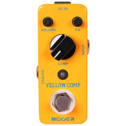 Pedal Compresor Mooer Yellow Comp