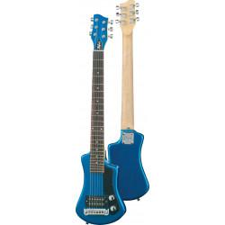 Hofner Shorty Blue