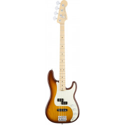 Fender American Elite Precision Bass Ash MN TBS