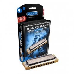 Armónica Hohner Blues Harp G