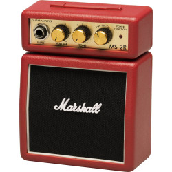 Mini Amplificador Marshall MS-2R