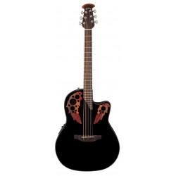 Ovation CE44-5 Elite Celebrity Black Guitarra Electroacústica