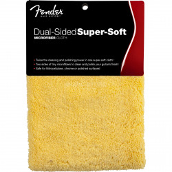 Fender Dual-Sided Super-Soft Cloth
