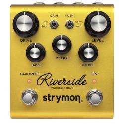 Pedal Overdrive / Distorsión Strymon Riverside
