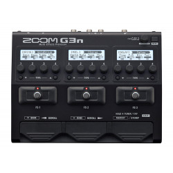Pedalera de guitarra Zoom G3N