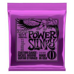 Ernie Ball 2220 Power Slinky 11 - 48 Juego de cuerdas guitarra eléctrica
