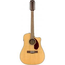 Fender CD-140SCE-12 NT Guitarra Electroacústica 12 Cuerdas