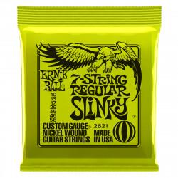 Ernie Ball 2621 7-String Regular Slinky Níckel
