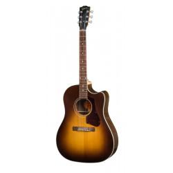 Guitarra electroacústica Gibson J-45 Walnut AG 2018