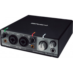 Interface de audio Roland Rubix22