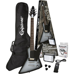 Epiphone PRO-1 Explorer Performance Pack