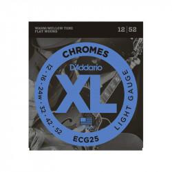 D`Addario Chromes ECG25