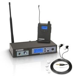 LD Systems Mei 100 G2 Sistema de monitor Inalámbrico